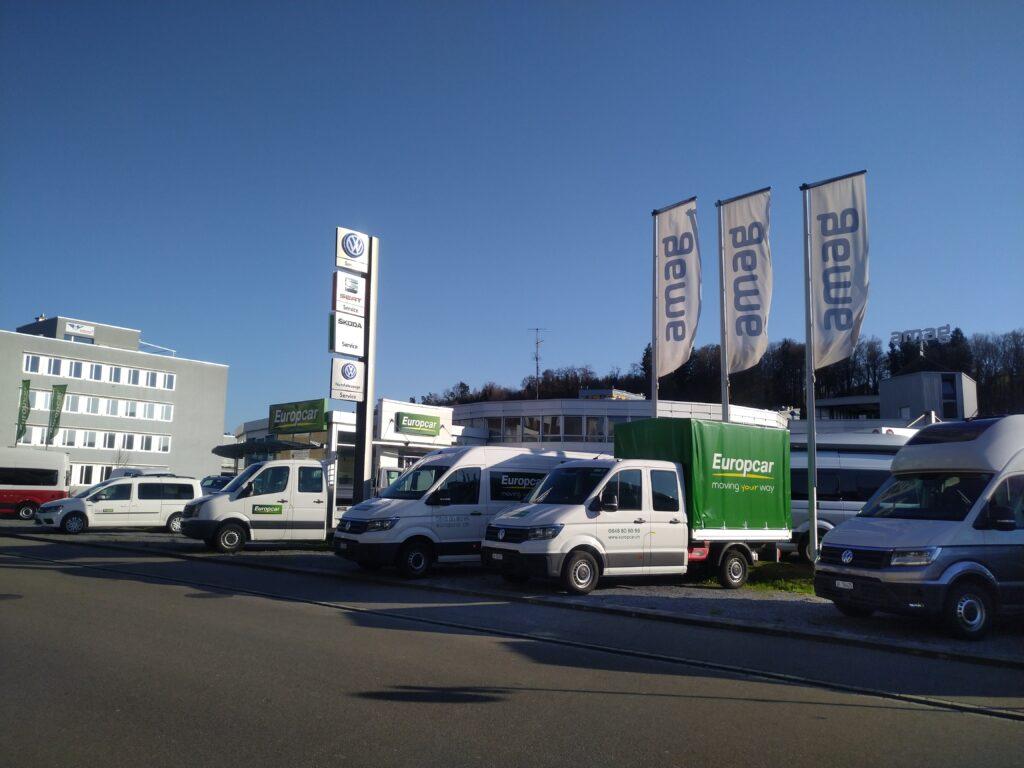 AMAG Kloten, Europcar